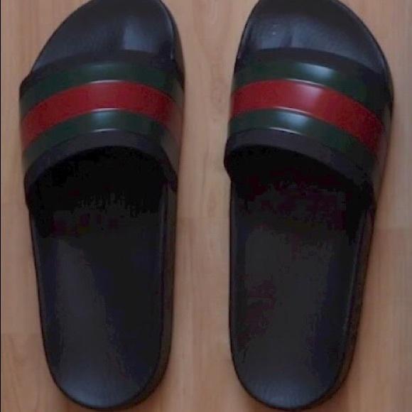 99334e039de Men Gucci Slides