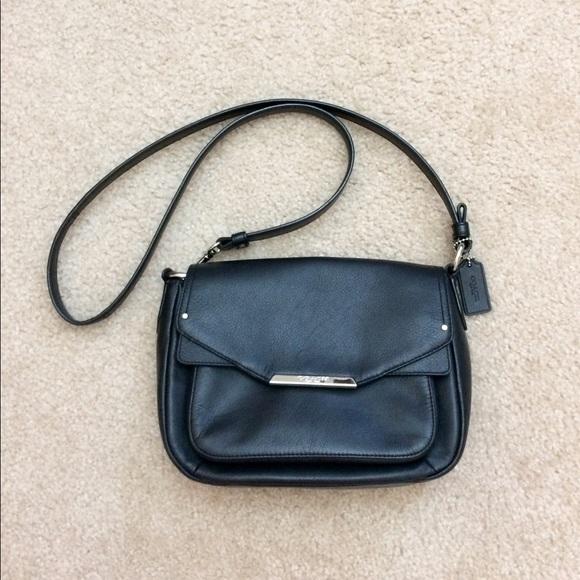 Coach Handbags - Coach Black Cross-body Great Condition