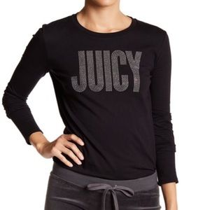 Juicy Couture sparkly top NWT