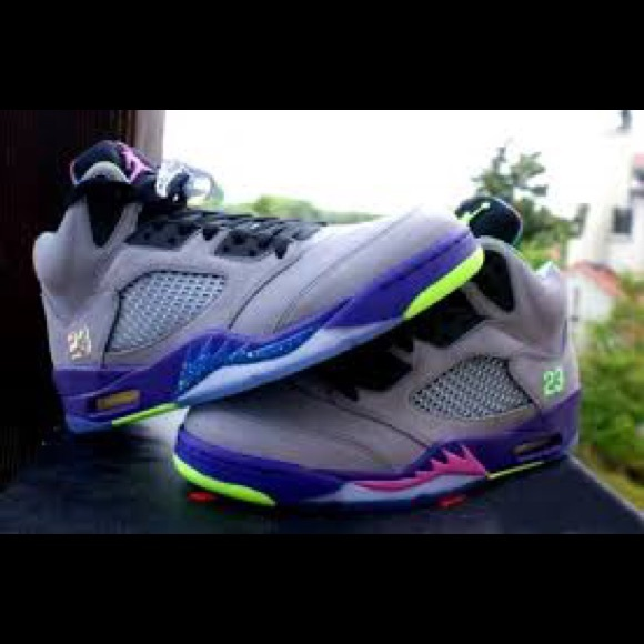 best service 5006f 154ef EXCLUSIVE Bel Air Jordan 5s (Kid Size 5)