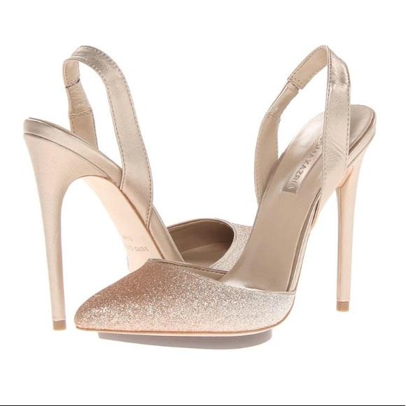 d50306ce1c9 BCBGMaxAzria Shoes - BCBGMaxAzria Koda Sling-Back Pump