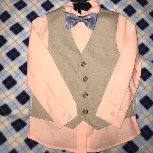 Van Heusen Matching Sets | Toddler Boy Wedding Attire | Poshmark