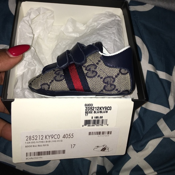 68a87891c11 Gucci Other - Gucci infant shoes size 2