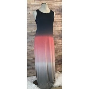 Dresses & Skirts - Ombré Maxi Dress