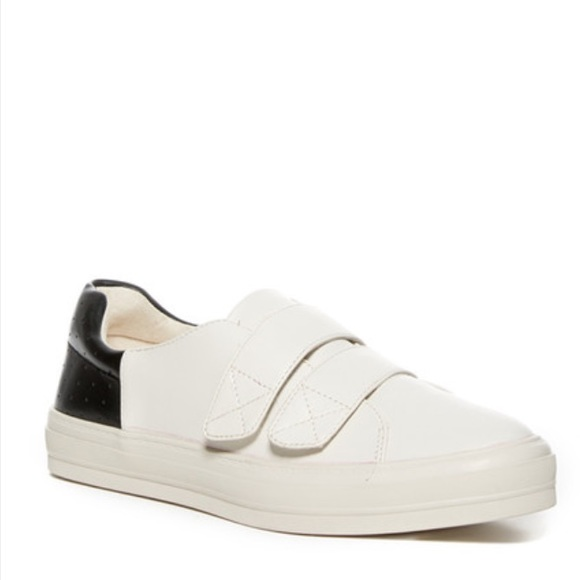 nine west white sneakers top quality