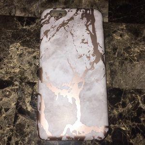 iPhone 6 velvet caviar phone case