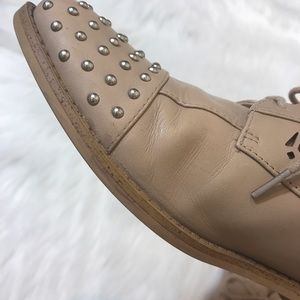 ff07ff6ccf699 Sam Edelman Shoes - Sam Edelman Jayna Studded Oxfords