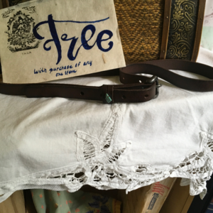Brown Boho Type Belt FREE with purchase
