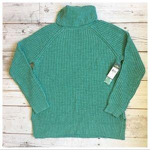 Ralph Lauren Knit Sweater, Sage Heather 🍍