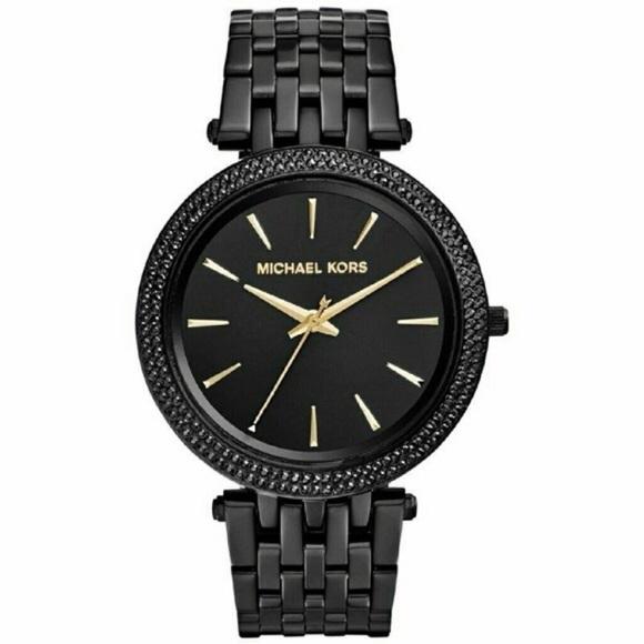 effb26ef94ff Michael Kors Darci MK Bracelet Glitz Watch MK3337