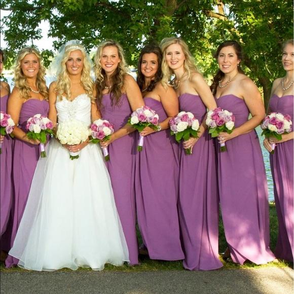 b9114117e David's Bridal Dresses | Wisteria Bridesmaids Dress Size 8 | Poshmark