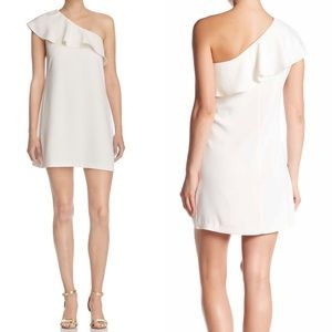 Cooper and Ella Brooke One Shoulder Dress