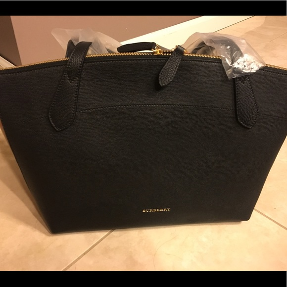 Burberry Handbags - Burberry Welburn Check Bag - NEW w  tags 758f8b6a36