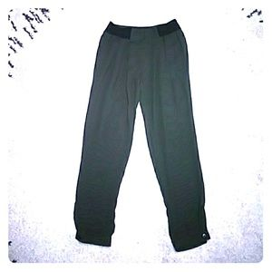 Tapered trousers by Zara Basic