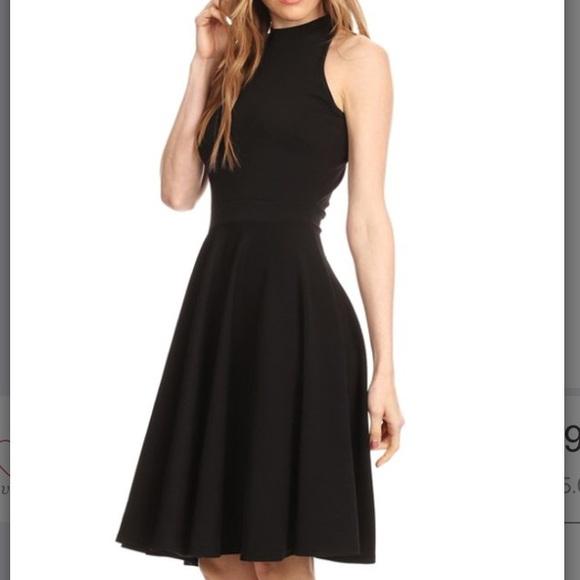 Dresses - OFFERS WELCOME ⭐️ NEW Sleeveless Black Dress