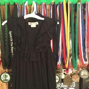 Other - Kids black cocktail dress
