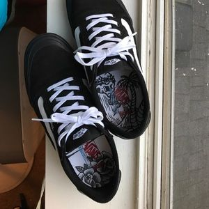 c5b87ce435e3f5 Vans Shoes - Vans x Sketchy Tank collaboration 112 Pro