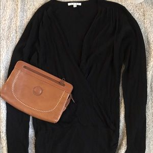 CAbi Long Sleeve Knit Top