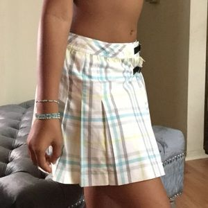Women's Burberry Plaid Skirt on Poshmark