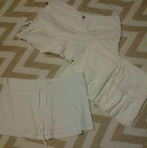 Dresses & Skirts - 🔴2 White Skirts >>>>>🔴
