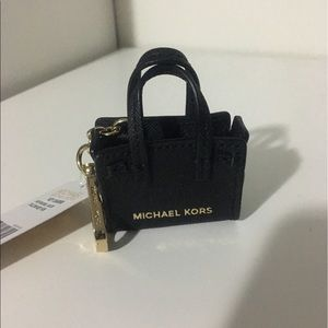 61acfd9f18 Michael Kors Bags - Michael kors new mini bag keychain