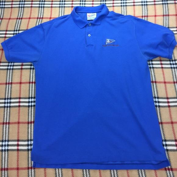 eddb225a Hanes Shirts | Vtg Louis Vuitton Cup Polo Shirt | Poshmark