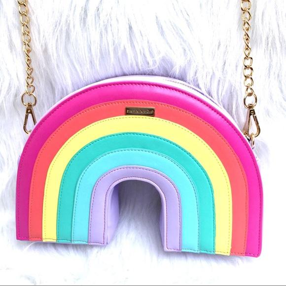 Asos Bags Rainbow Skinnydip London Crossbody Bag Poshmark