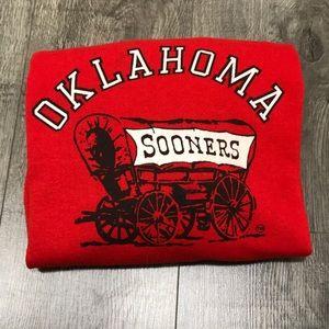Vintage OU College Sweatshirt