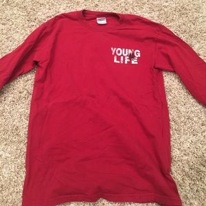 Young life Sharptop Cove long sleeve t-shirt