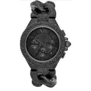 Michael Kors Swarovski crystal watch