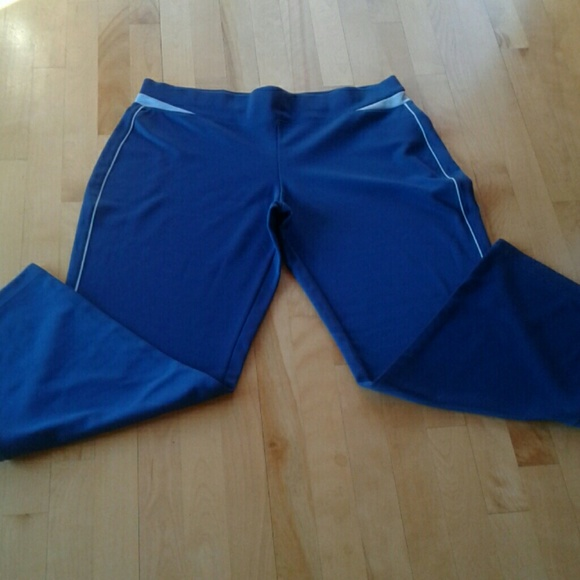 Athletic Works Pants  Womens Xl 1618 Work Out  Poshmark-8240