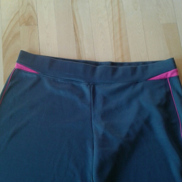 Athletic Works - Womens Work Out Pants Xl 1618 From -6377