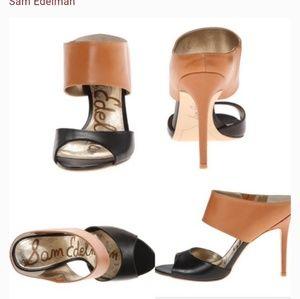 Sam edelman scotti mule high heel sandal as 8.5