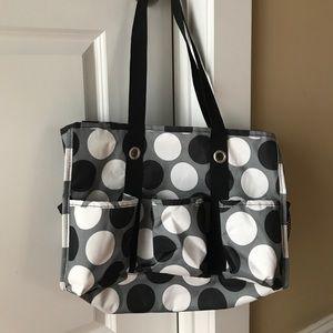 EUC canvas 31 bag. Lots of pockets