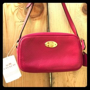 Coach cross body purse... NEWLY REDUCED