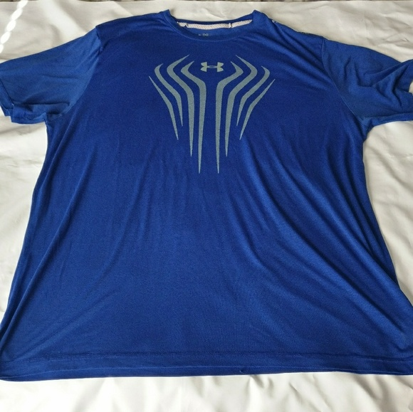 75 off under armour other under armour heat gear xl for Under armor football shirts