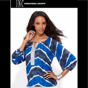 International INC Faded shirt Well Worn Size Large