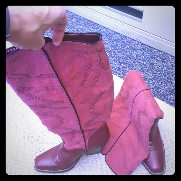 0ebe4e799e4 Authentic Stella McCartney vegan cowboy boots