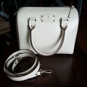 Kate spade Alessa Wellesley Porcelain Bag