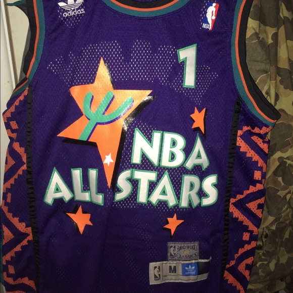 the best attitude 5d6bc 0855f HARDWOOD CLASSIC PENNY HARDAWAY ALL STAR JERSEY
