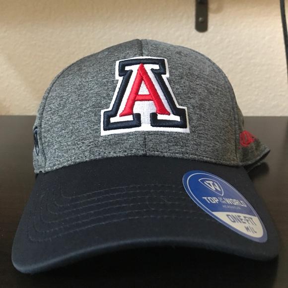 bf3c3e3f9036f University of Arizona Hat M L fit never worn NWT