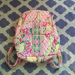 Small Vera Bradley Backpack