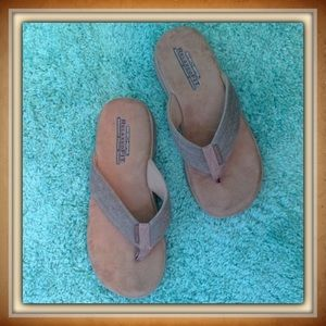 Other - Skechers Relaxed Fit / NWOT Flip Flops / Sandals