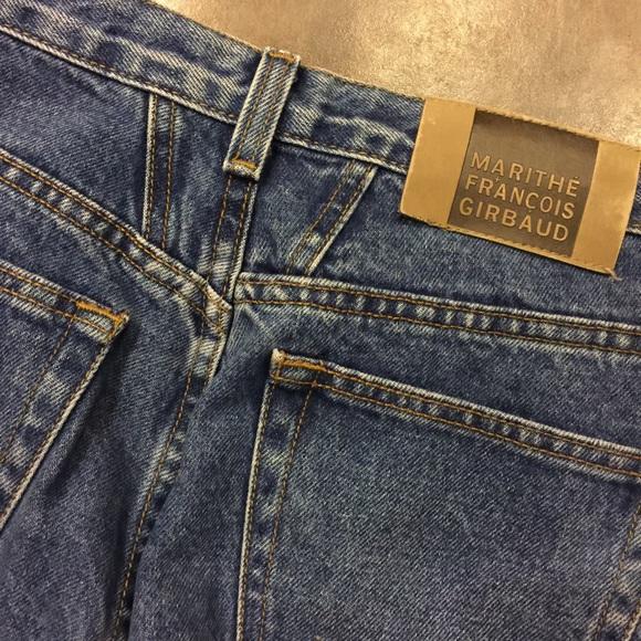 08655fd3 Marithe Francois Girbaud Jeans   Vintage Mom Retro   Poshmark