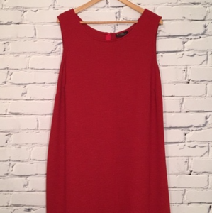 Dresses & Skirts - Red Sleeveless Tank Dress