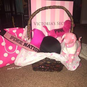 16796a2811 PINK Victoria s Secret Other - Victoria secret gift basket !!💗