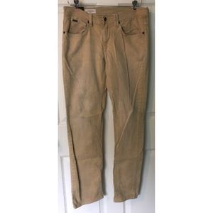 Men's Empyre Skate Jeans Khaki Skeletor Slim 32