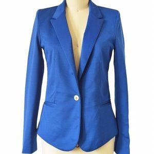 LMS Club Jackets & Coats - Electric Blue Women's Blazer Jacket