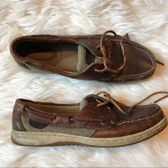 Sperry Top Sider Boat Shoes Non Marking Sole