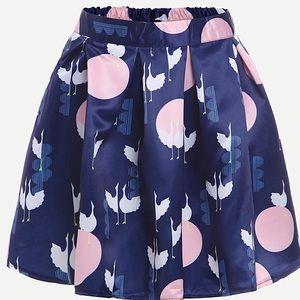 Dresses & Skirts - 🏆HP🆕Perfect box pleat crane  skirt
